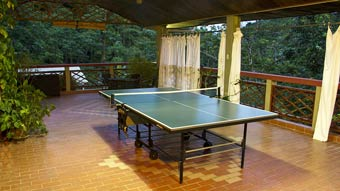 Table Tennis at the Cuffie River
